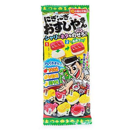 MEIJI DIY - Sushi-Shaped Gummy 22g