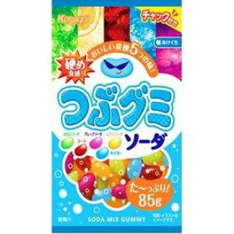 KASUGAI SEIKA - Soda Gummy Candy 85g