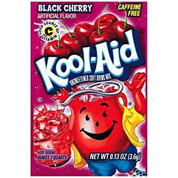 Kool-Aid - Black Cherry