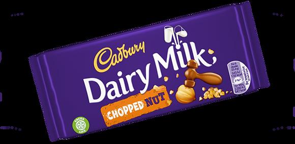 Cadbury Dairy Milk Chopped Nut 95g