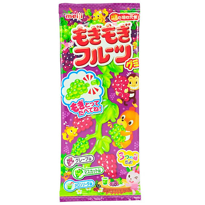 MEIJI - Fruits Shaped Gummy 22g