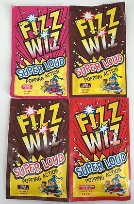 Fizz Wiz Popping Candy