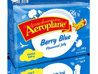 Aeroplane Berry Blue Jelly 85g