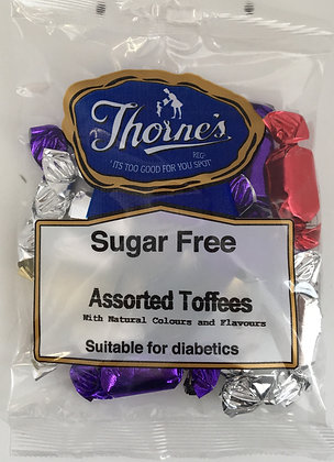 Thorne' Sugar Free - Assorted Toffees 100g