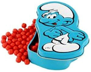 The Smurfs - Smurfberries COLLECTABLE 42.5g