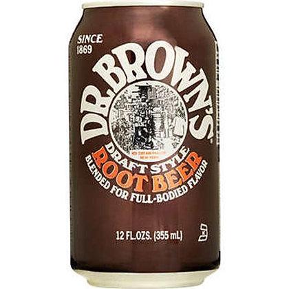 Dr Browns Root Beer 355ml