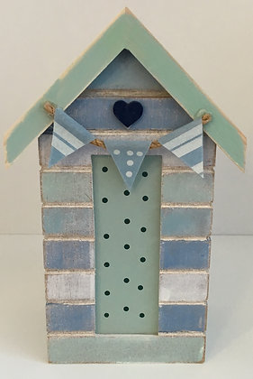 Medium Beach Hut Money Box
