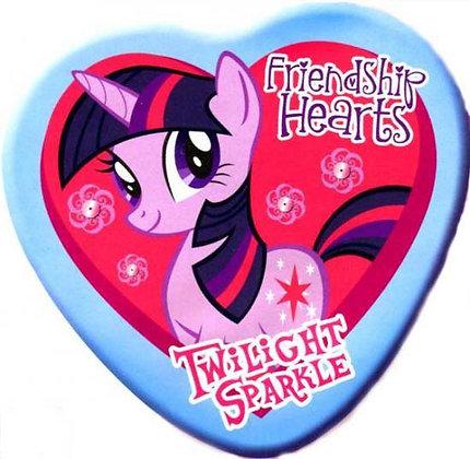 Friendship Hearts - Twilight Sparkle Strawberry Flavoured Friendship Hearts 28.3