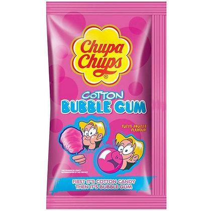 Chupa Chups Cotton Bubble Gum 11g