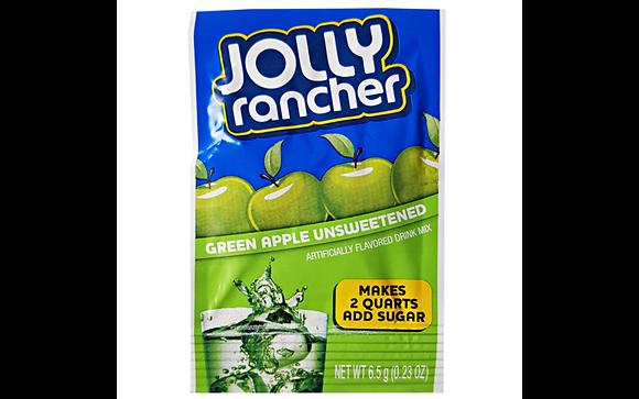 Jolly Rancher - Drink Mix Green Apple 6.5g