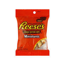 Reese's Miniature Peanut Butter Cups 150g