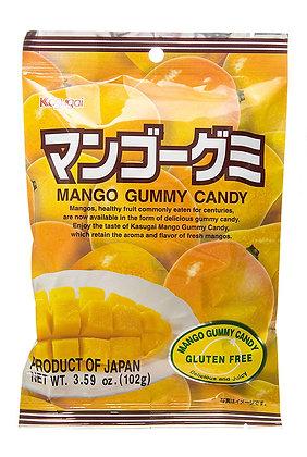 Kasugai Mango Gummy Candy 102g