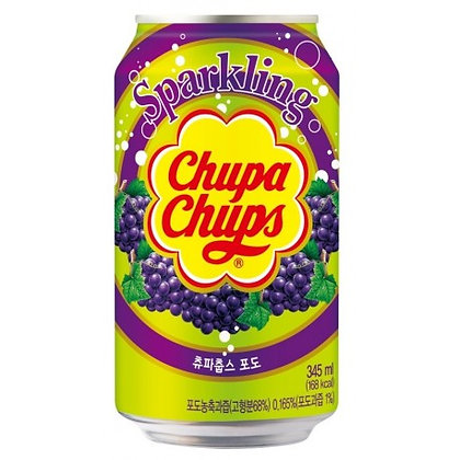 Chupa Chups Sparkling Grape (Korea)