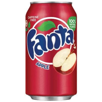 Fanta - Apple