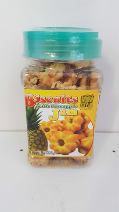 Biscuits with Pineapple Jam 225g