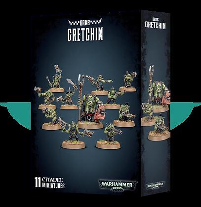 Warhammer 40K Orks Gretchin