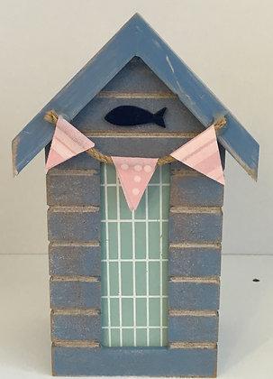 Medium Beach Hut Money Box
