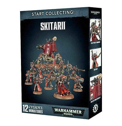 Warhammer 40K Skitarri Start Collecting