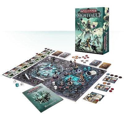 Warhammer Underworlds Nightvault Core Set