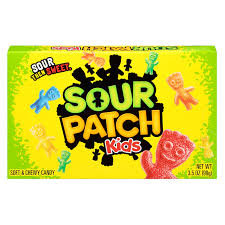 Sour Patch Kids 99g