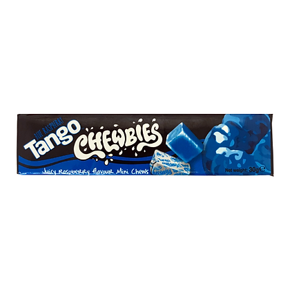 Blue Raspberry Tango Chewbies 30g