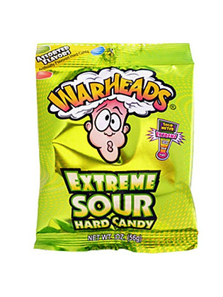 Warheads - Extreme Sour Hard Candy 56g