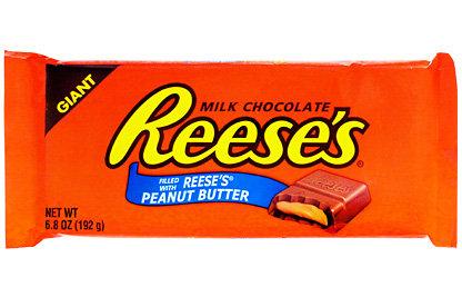 Reese's Giant Milk Chocolate Peanut Butter Bar 192g