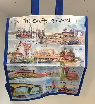 The Suffolk Coast Reusable Bag