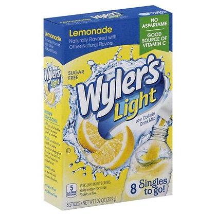 Wyler's Light Lemonade Singles to Go 30.9g