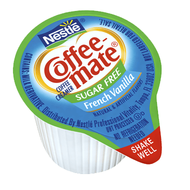 Coffee Mate Sugar Free French Vanilla 11ml