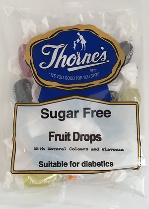 Thorne's Sugar Free - Fruit Drops 100g