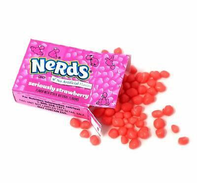 Nerds Seriously Strawberry Tiny Box