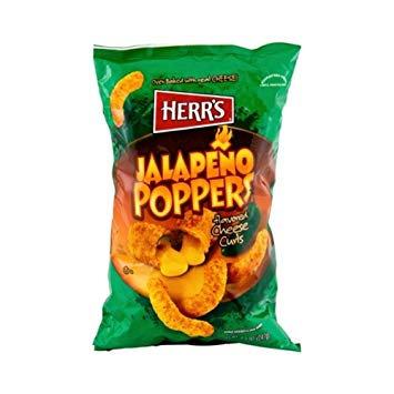 Herr's Jalapeño Poppers 28.4g