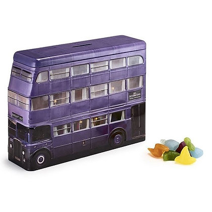 Jelly Belly Harry Potter Knight Bus Tin with Chewy Candy 112g