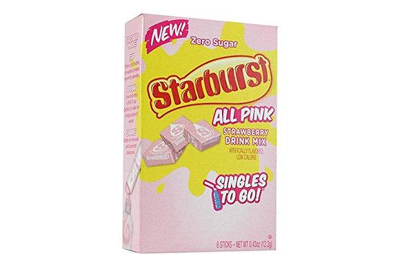 Starburst Strawberry Drink Mix 12.2g