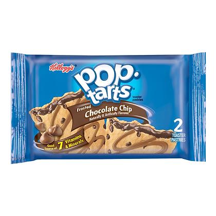 Pop Tarts 2 toaster pastries - Chocolate chip