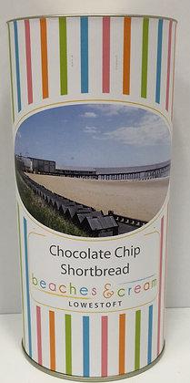 Beaches & Cream Lowestoft - Chocolate Chip Shortbread 200g