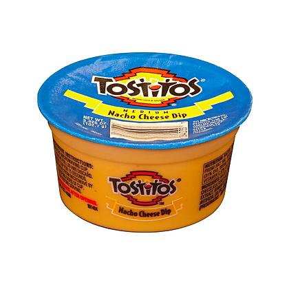 Tostitos Medium Nacho Cheese Dip 102.7g