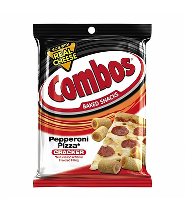 Combos Pepperoni Pizza 178.6g