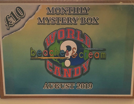 Beaches and Cream - Monthly Mystery Box -  January 2021 - Available 10th January