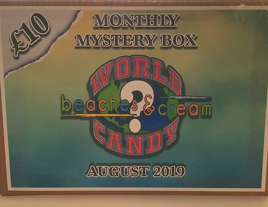 Beaches and Cream - Monthly Mystery Box -  February 2021