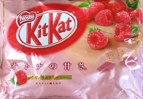 Nestle KitKat Raspberry 135.6g
