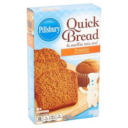 Pillsbury Quick Bread Pumpkin 396g