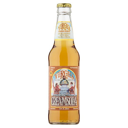 Virgils Cream Soda