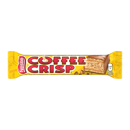 Nestle Coffee Crisp Bar 50g