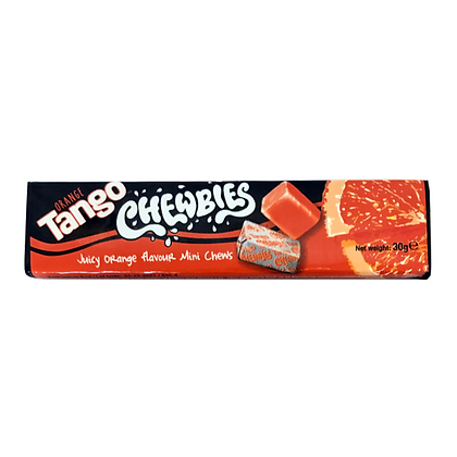 Orange Tango Chewbies 30g