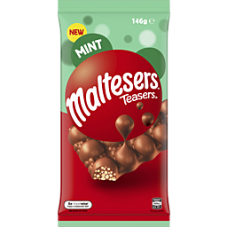 Mint Maltesers Teasers Bar 146g