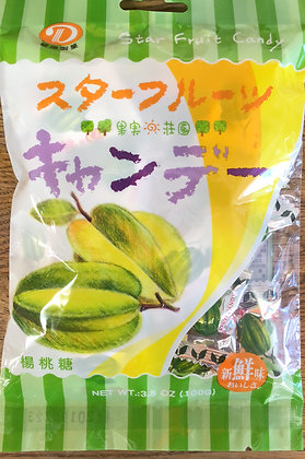Star Fruit Candy 100g