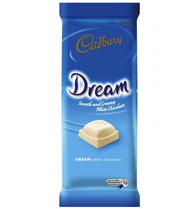 Cadbury Dream Large Slab 180g