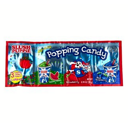 Slush Puppie Dip-n-Lik Popping Candy 28g